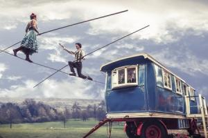 World premiere high wire act for Devizes carnival fortnight