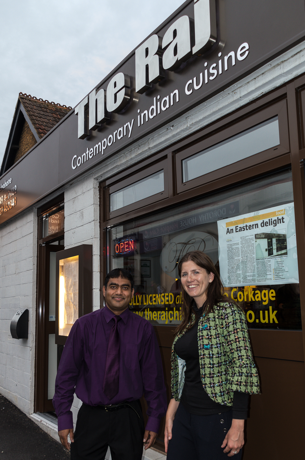 MP's public vote reveals Chippenham's best curry house