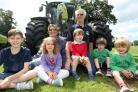 Picture Gallery- Tractor Ted at Bowood