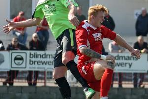 CHIPPENHAM TOWN: Bluebirds swoop for Frome striker Taylor