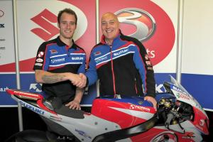 MOTORCYCLING: Tommy secures Suzuki for 2016
