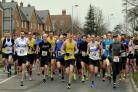 The 2015 Devizes 10k gets under way in March