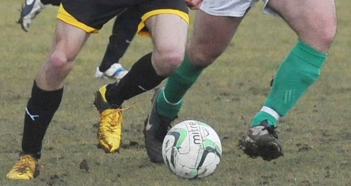 FOOTBALL: Bradford Town ousted from county cup