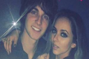 Little Mix star dines out in Devizes with new boyfriend from the town