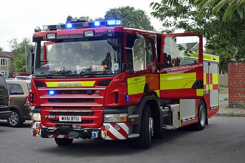 Wiltshire Fire & Rescue