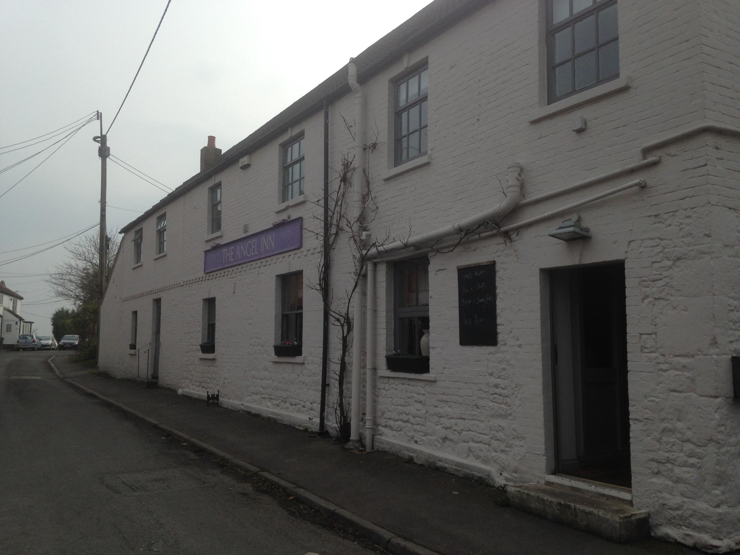 The Angel Inn, Upton Scudamore