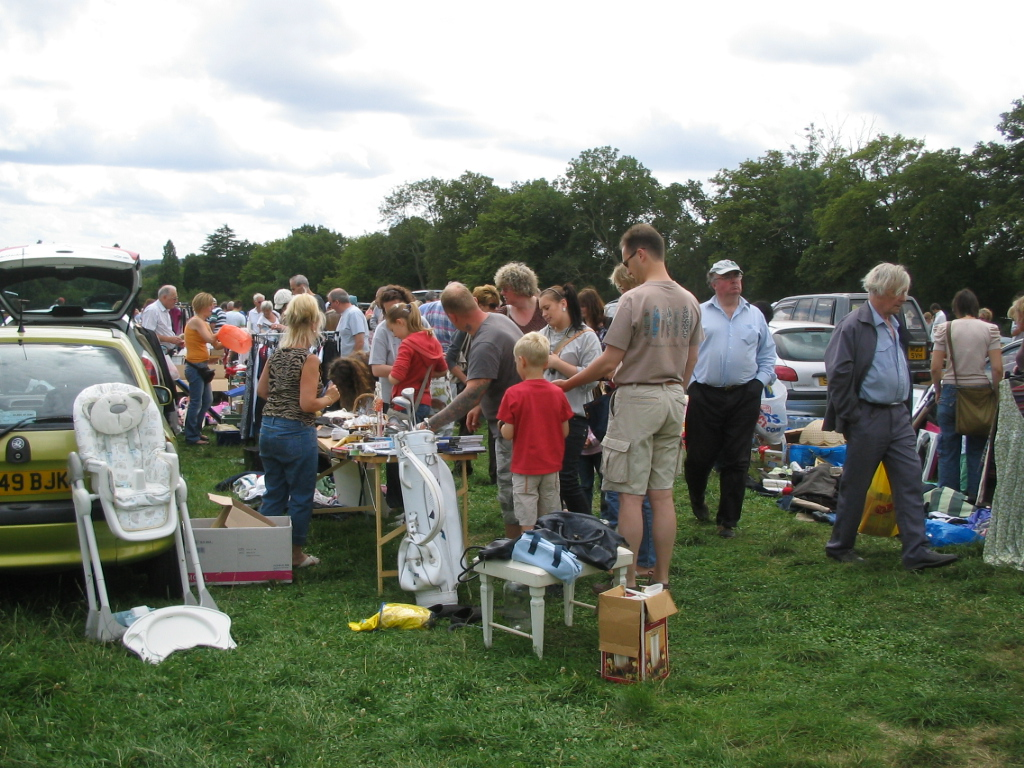 Spring Car Boot Sale & BBQ
