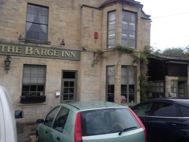 The Barge Inn, Bradford on Avon