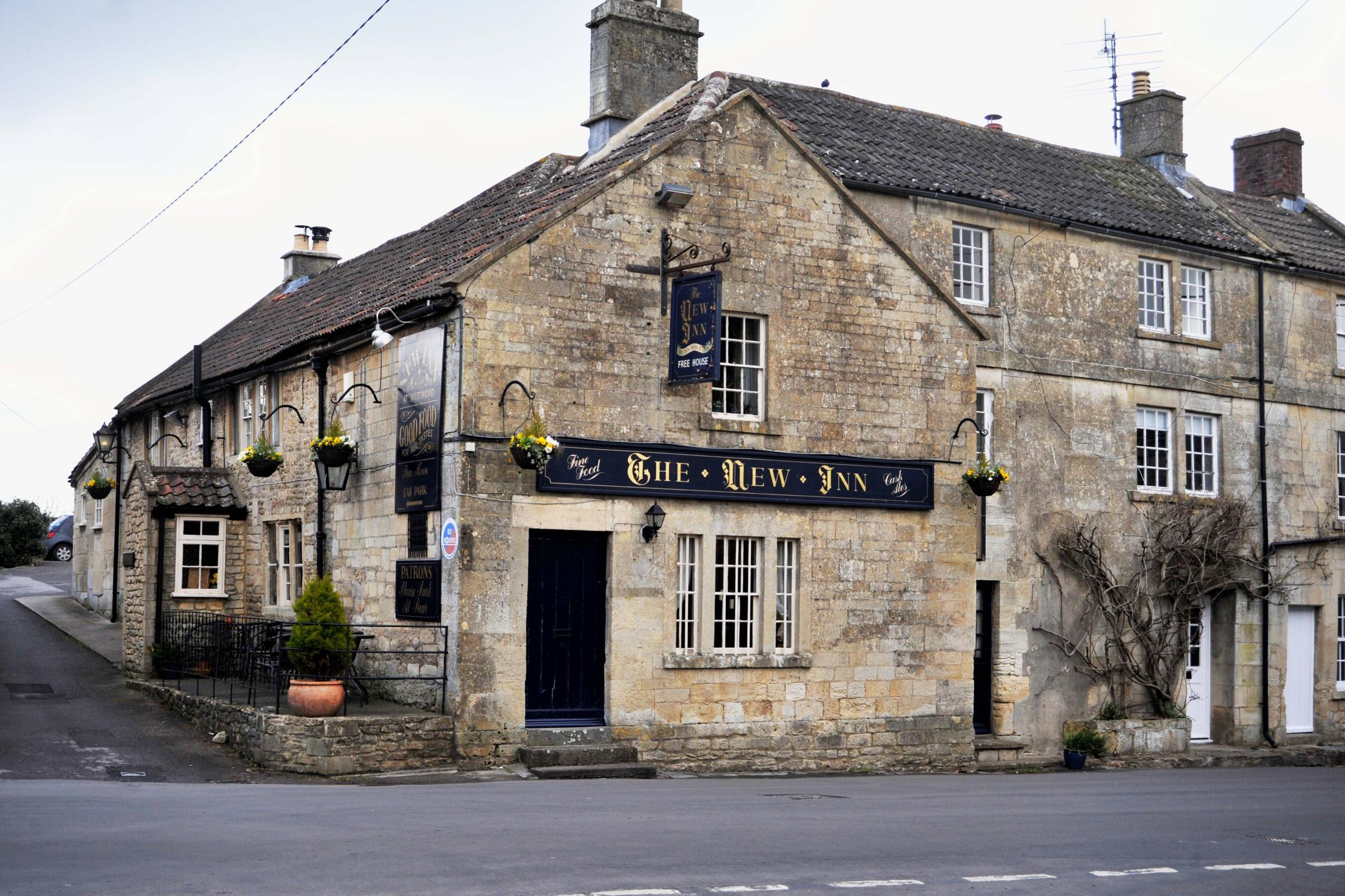 The New Inn at Westwood