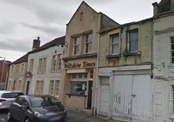 The Wiltshire Gazette and Herald: wiltshire times office