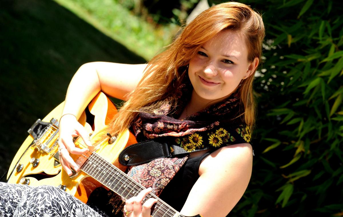 Chippenham teen hopes album will kickstart music career