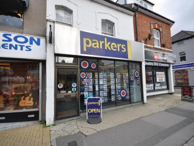 The Wiltshire Gazette and Herald: Parkes Estate Agents Office Picture