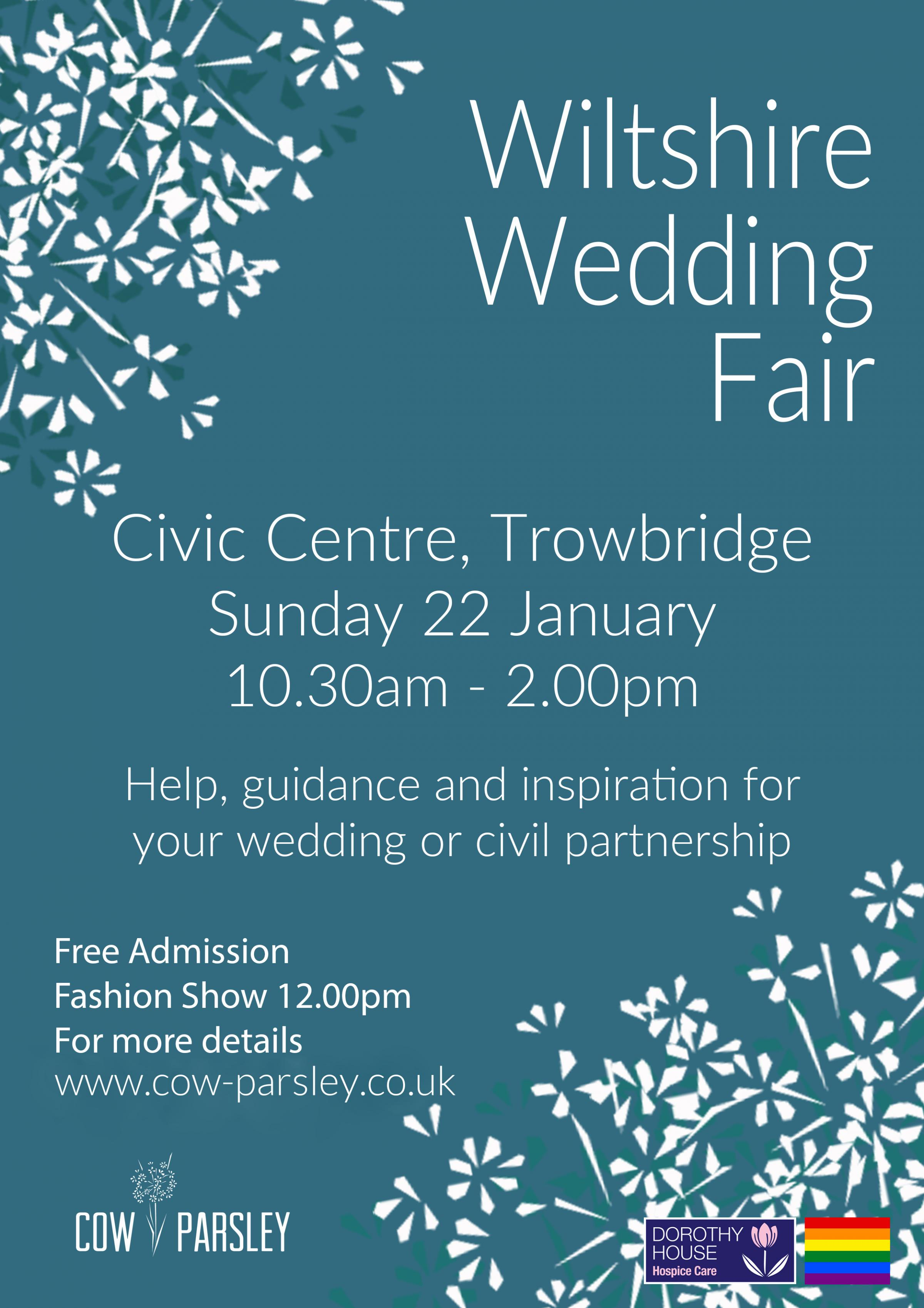 Cow Parsley Wiltshire Wedding Fair
