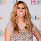 The Wiltshire Gazette and Herald: 'I couldn't eat': Stacey Solomon opens up about anxiety over her weight