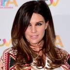 The Wiltshire Gazette and Herald: 'He's trying to hurt me': Danielle Lloyd gets tearful over ex Jamie O'Hara