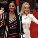 The Wiltshire Gazette and Herald: Britain's Got Fashion! Alesha Dixon and Amanda Holden have BGT style-off