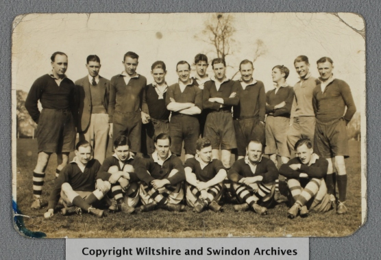 Wiltshire Pastimes: an historical look at sport and recreation