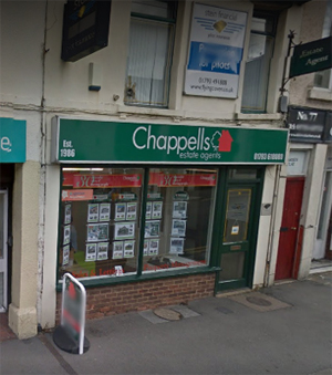 The Wiltshire Gazette and Herald: chappells