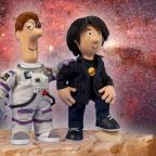 The Wiltshire Gazette and Herald: Professor Brian Cox makes space for role in Postman Pat
