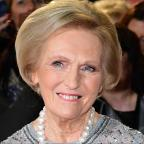 The Wiltshire Gazette and Herald: Mary Berry gets her gardening gloves on for the Chelsea Flower Show