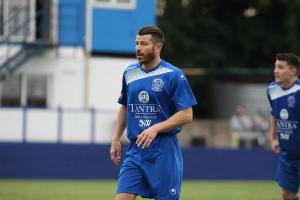 Gary Horgan will take on a playing and coaching role with Chippenham Town next season