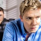 The Wiltshire Gazette and Herald: Emmerdale couple 'RobRon' praised after emotional episodes