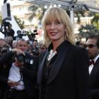 The Wiltshire Gazette and Herald: Uma Thurman presides over Un Certain Regard prize ceremony at Cannes