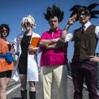 The Wiltshire Gazette and Herald: All of the best costumes from this year's Comic Con in London