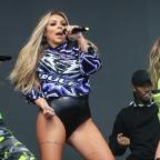 The Wiltshire Gazette and Herald: Little Mix singer Perrie Edwards gets down and dirty with f-word gaffe