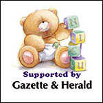The Wiltshire Gazette and Herald: Forever Friends Appeal Logo