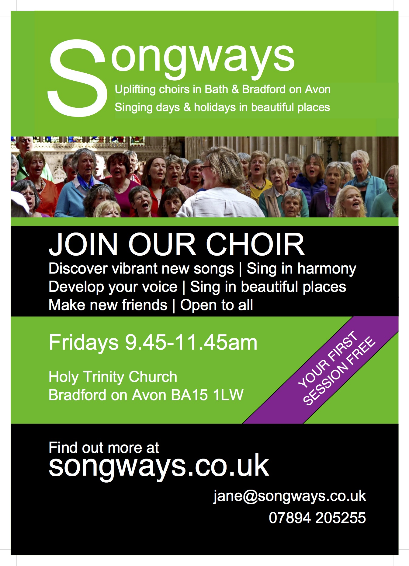 Songways Choir