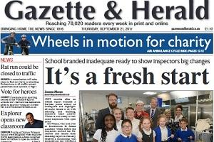 Don't miss this week's packed Gazette & Herald