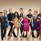 The Wiltshire Gazette and Herald: The full line-up of celebrities for Strictly (BBC/Ray Burmiston)