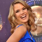 The Wiltshire Gazette and Herald: Strictly's Charlotte Hawkins: I'll show more leg to distract from my moves (Matt Crossick/PA)
