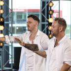 The Wiltshire Gazette and Herald: X Factor (SYCO/THAMES TV/PA)