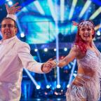 The Wiltshire Gazette and Herald: Strictly's first live show triumphs in the ratings as X Factor dwindles (Guy Levy/BBC/PA)