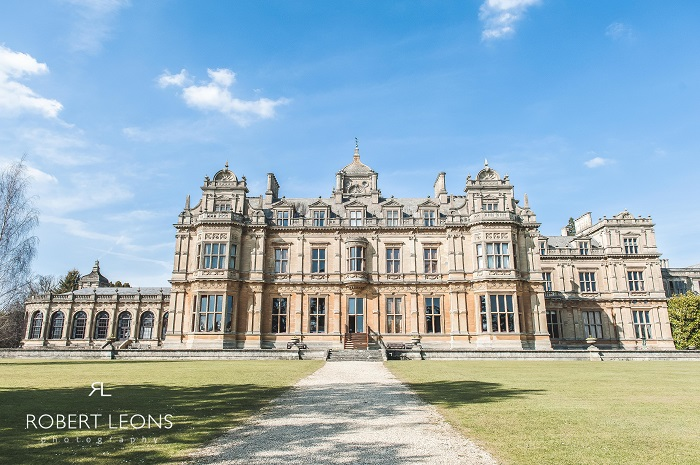 The Westonbirt House, Tetbury Wedding Show