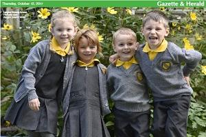 Don't miss this week's packed Gazette & Herald including our 16-page First Days at School picture special