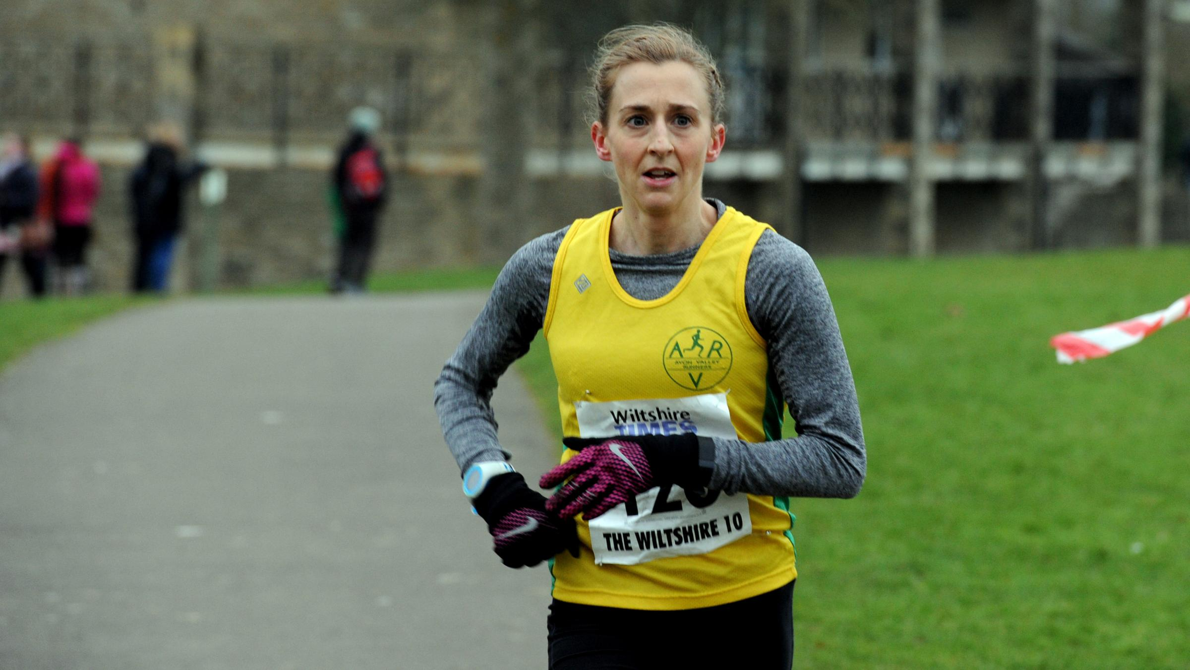 ATHLETICS: Barnes leading from the front for Wiltshire senior women