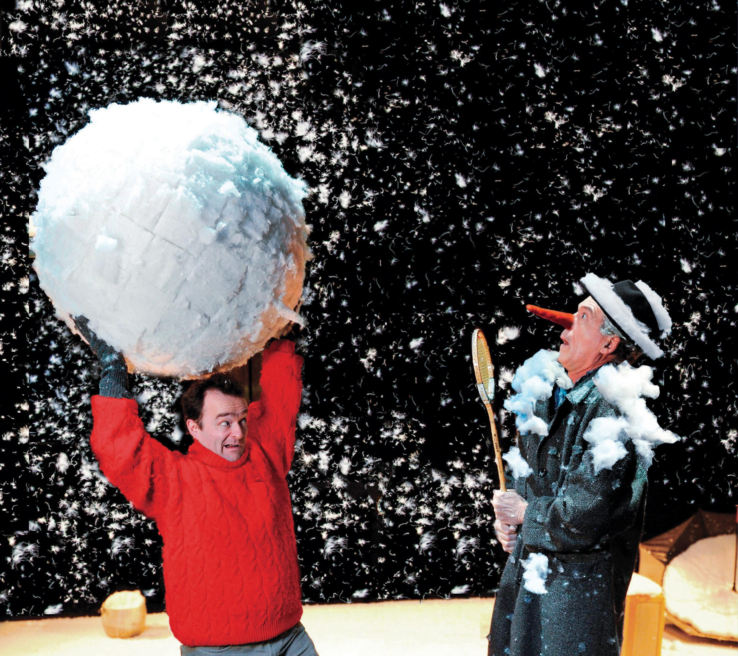 Family Theatre: Snow Play