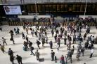 "Passengers are being urged to take action if they see something that ""doesn't feel right"" (Isabel Infantes/PA)"