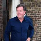 The Wiltshire Gazette and Herald: Piers Morgan (Ian West/PA)