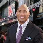 The Wiltshire Gazette and Herald: Dwayne Johnson said his primary ambition was to buy a house for his parents when he started out (Yui Mok/PA)