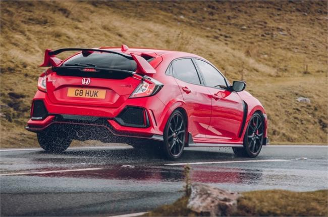 Civic Type R wins BBC TopGear Magazine Car of the Year