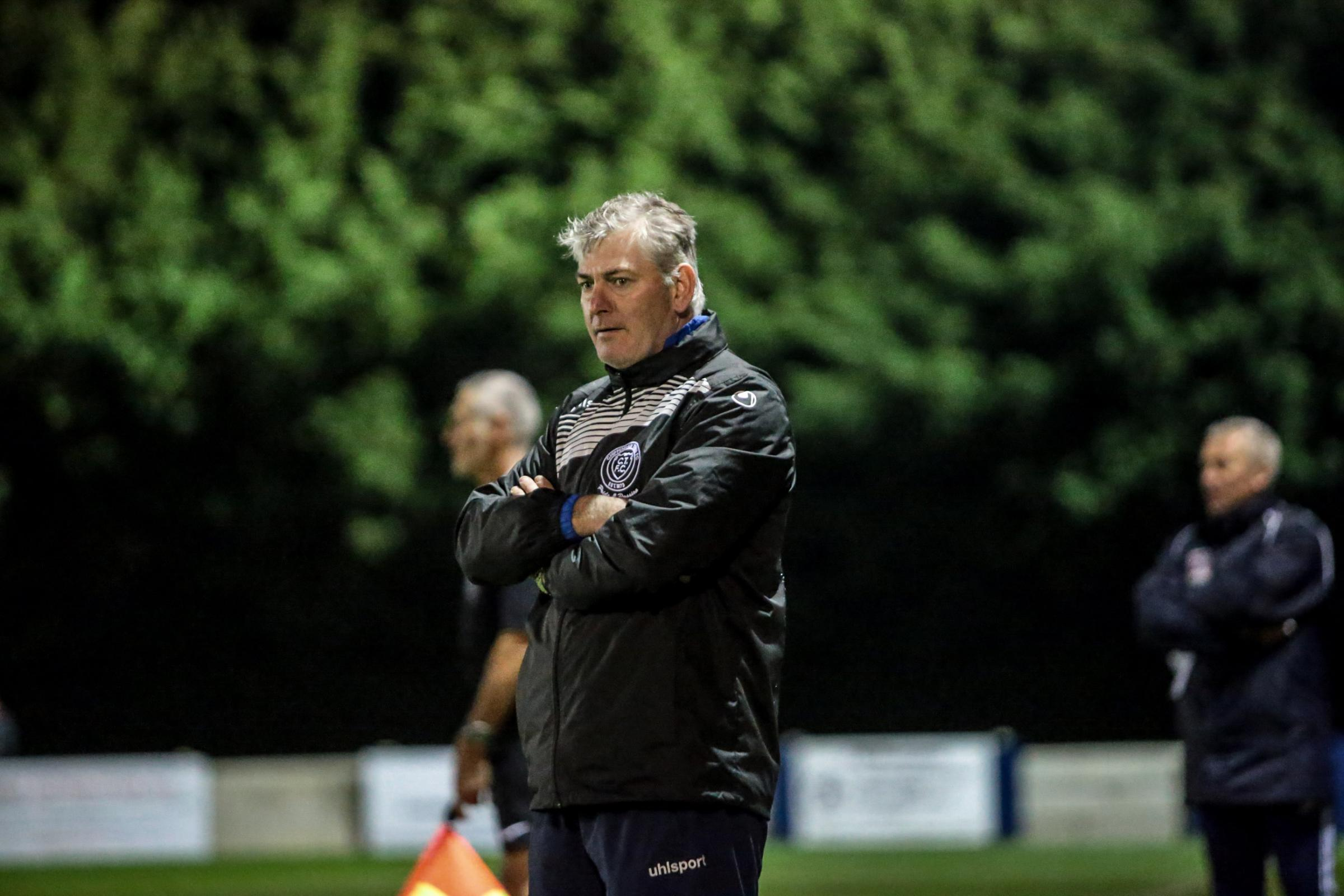 Tom Jones has left his position as Chippenham Town assistant manager