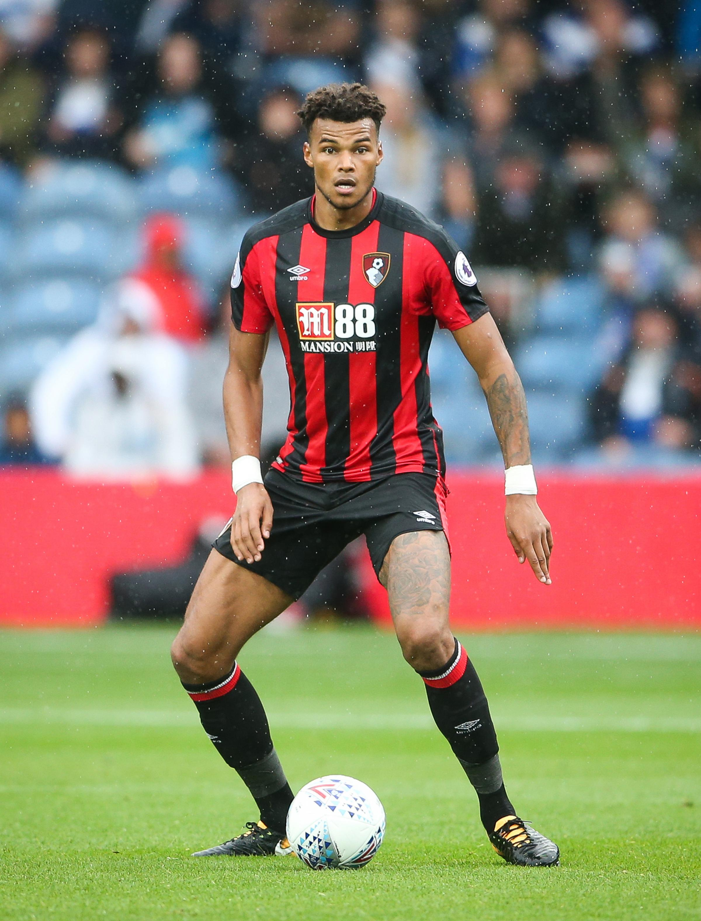 Bournemouth ace Tyrone Mings