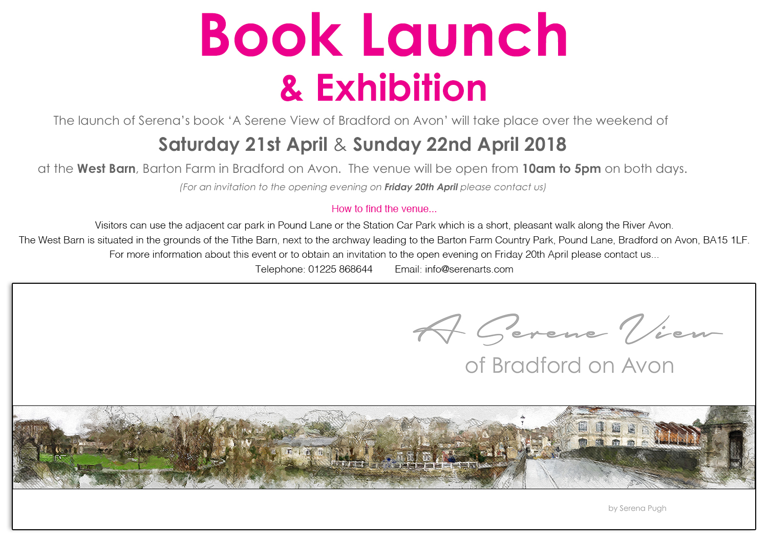 Book Launch & Exhibition