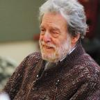 The Wiltshire Gazette and Herald: John Barton in a 2005 workshop (Pascal Molliere/RSC/PA)