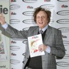 The Wiltshire Gazette and Herald: Ken Dodd arriving for The Oldie of the Year Awards, at Simpsons in the Strand, London.