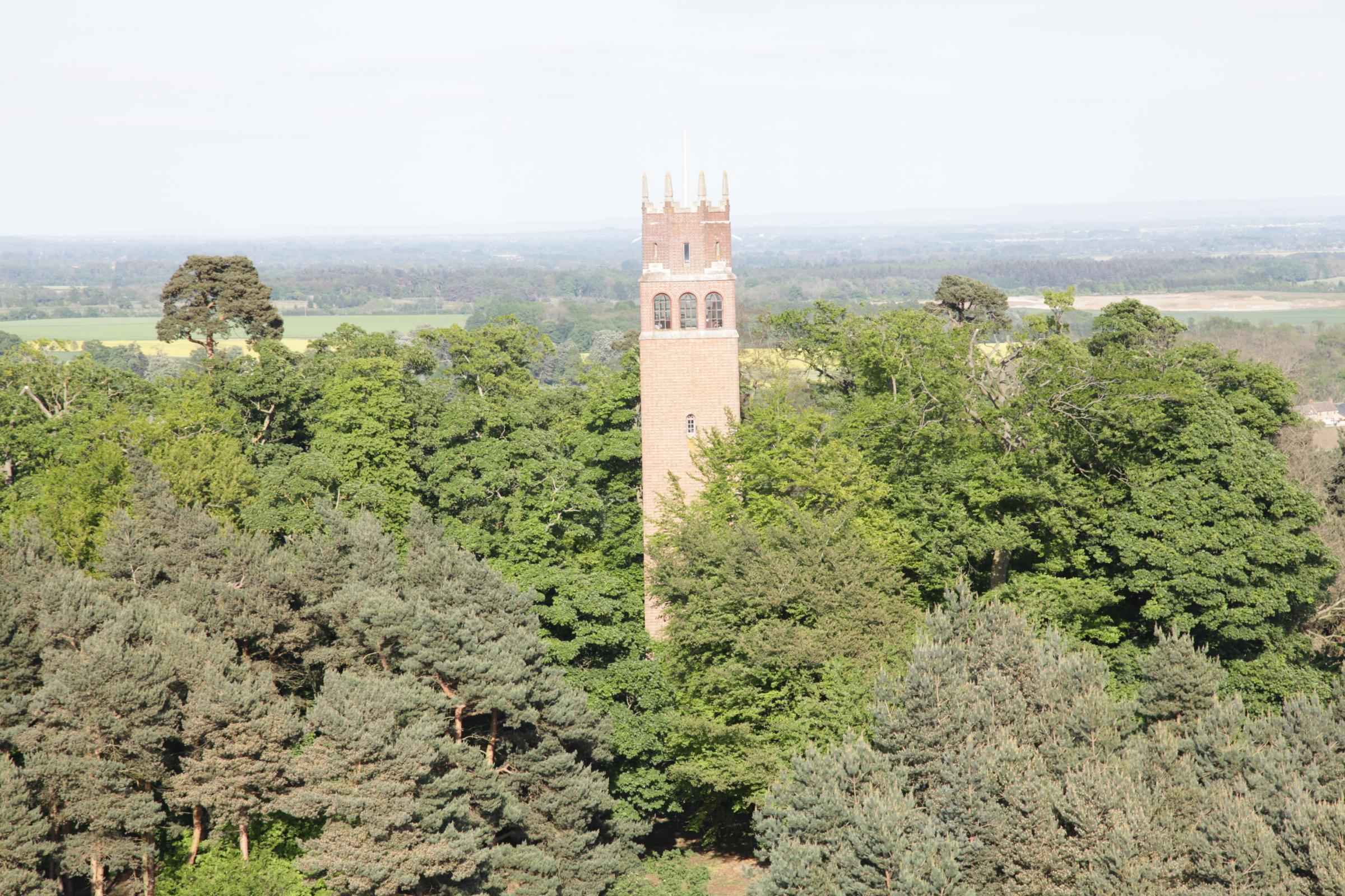 Faringdon Folly Open Day